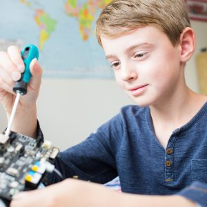 STEM Education - RoboCode Achiever (Age 9-11)