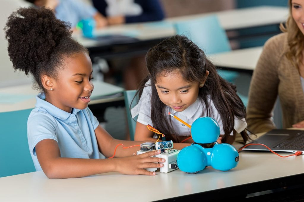 STEM Education - RoboCode Achiever (Age 4-5)