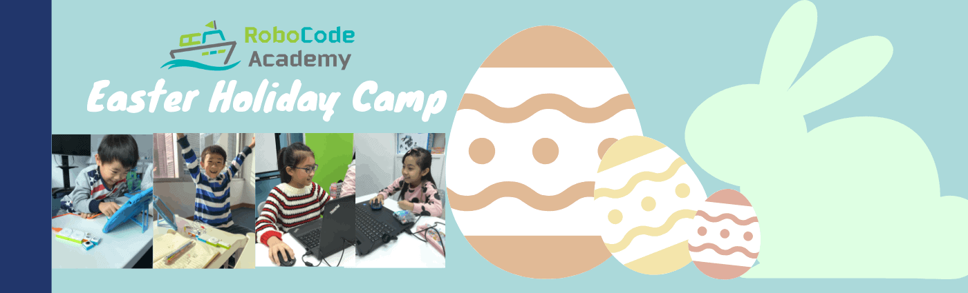 Easter STEM coding holiday camp