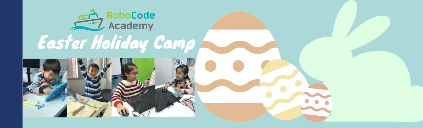 Easter stem coding holiday camp