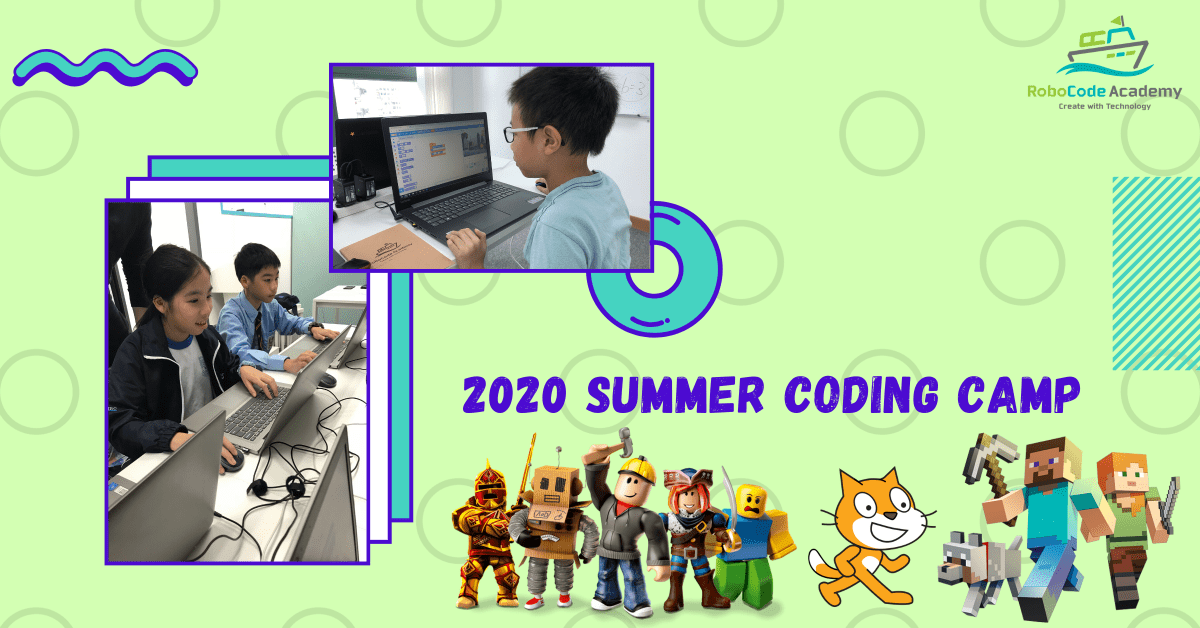 2020 Summer STEM Coding Holiday Camp